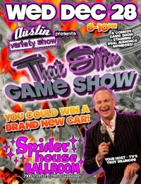 12-28-16 That Effin Game Show at Spiderhouse Ballroom