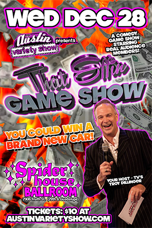 Austin Variety Show presents That Effin' Game Show